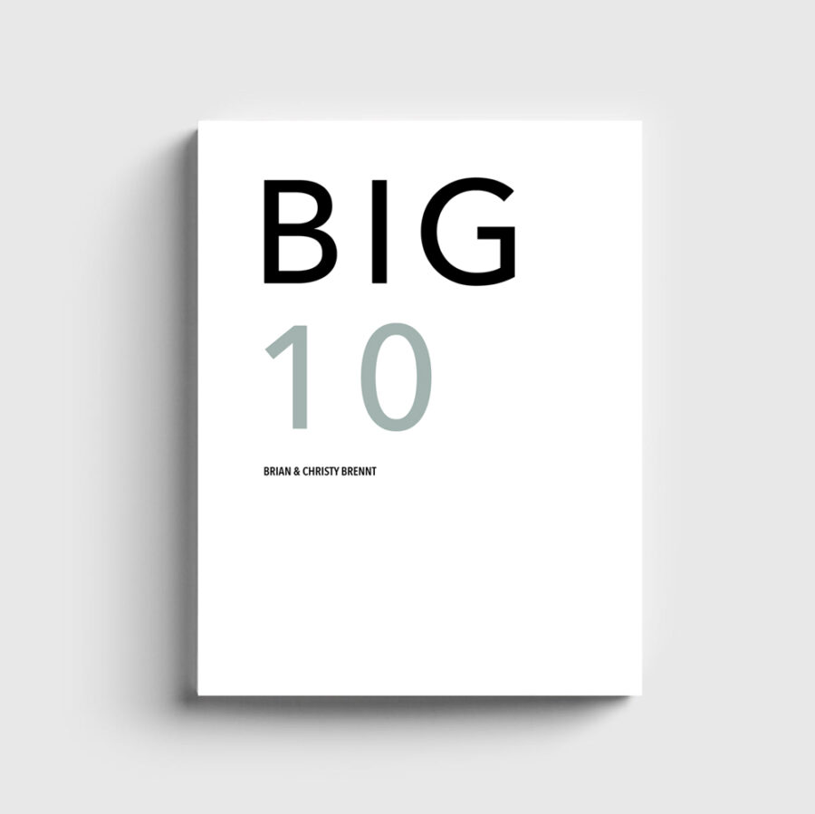 Big 10 Book