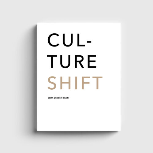 Culture Shift Book