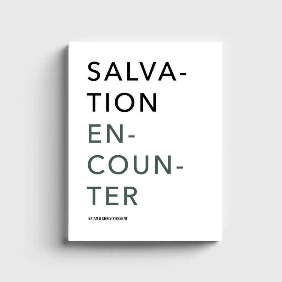 Salvation Encounter Book